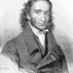 Никколо Паганини (ит. скрипач и композитор, современник Шуберта)