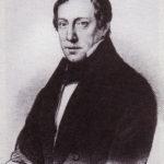 Йозеф фон Шпаун (близкий друг Шуберта)